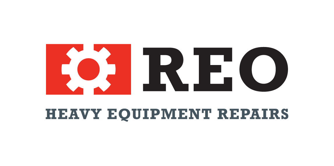 REO Heavy Equipment logo